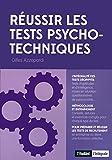 REUSSIR TESTS PSYCHO-TECHNIQUE