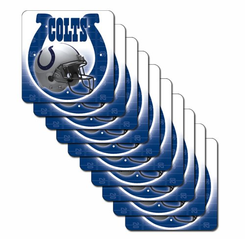 NFL Indianapolis Colts Premium Coaster Set at Amazon.com
