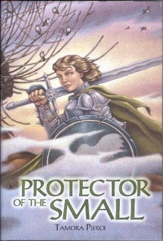 Cover of Protector of the Small: First Test / Page / Squire / Lady Knight