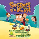 Scab for Treasurer?: Secrets of a Lab Rat #3 (       UNABRIDGED) by Trudi Trueit Narrated by Oliver Wyman