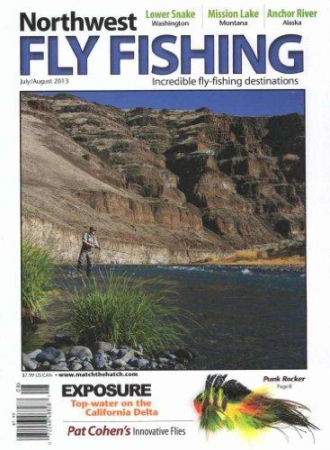 Northwest Fly Fishing (1-year auto-renewal)