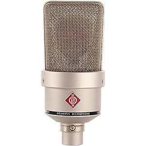 Neumann TLM 103 Large Diaphragm Condenser Microphone (Nickel) With Suspension Shockmount