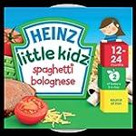 Heinz Little Kidz Spaghetti Bolognese...