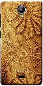 Fashionury Soft Back Case Cover For Xolo One HD-Print13527