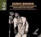 5 Classic Albums Plus an album by James Brown