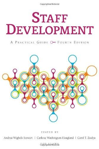 Staff Development: A Practical Guide (Staff Development compare prices)