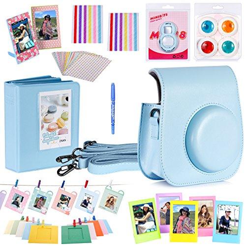 neewer-10-in-1-accessories-kit-for-fujifilm-instax-mini-8-8s-include-camera-case-album-selfie-lens-4