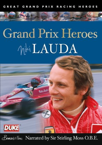 Niki Lauda - Grand Prix Hero DVD