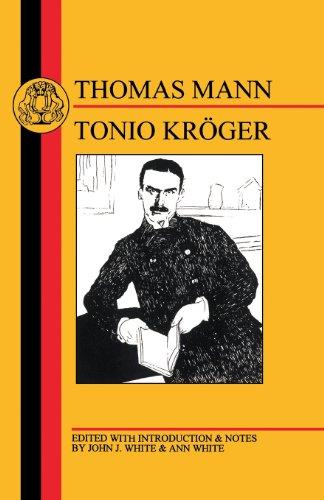 Mann: Tonio Kroger (German Texts)