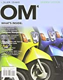 img - for OM 4 (with Review Cards and CourseMate Printed Access Card) (New, Engaging Titles from 4LTR Press) book / textbook / text book