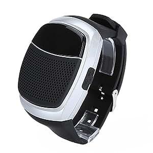 3Keys Bluetooth Sports Music Watch Portable Mini MP3 Music Bluetooth Watch Speaker TF FM Audio Radio Handsfree Speaker