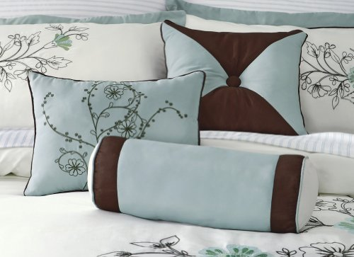 Sea Breeze Bedroom Accent Pillow Set By Collections Etc