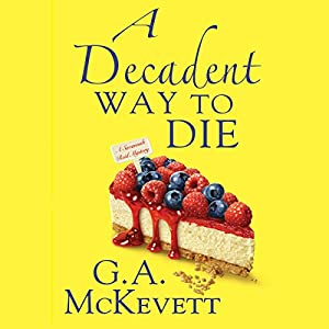A Decadent Way to Die Audiobook