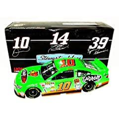 Buy AUTOGRAPHED 2013 Danica Patrick #10 GODADDY CARES (All-Star Challenge) Lionel 1 24 NASCAR SIGNED Gen 6 Diecast Car w ... by Trackside Autographs