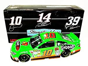 Buy AUTOGRAPHED 2013 Danica Patrick #10 GODADDY CARES (All-Star Challenge) Lionel 1 24 NASCAR SIGNED... by Trackside Autographs