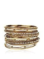Amrita Singh Brazalete Sanaa Bangle Set