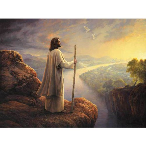 Cheap SunsOut Hope on the Horizon 1000pc Jigsaw Puzzle by Greg Olsen (B00478J1NS)