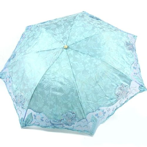 Paradise Mangnolia Perfume Foldable Umbrella, Anti-UV Sun Umbrella, Parasol Series & Colors Varies