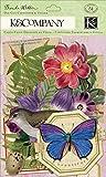 K&Company Brenda Walton Flora & Fauna Die-cut Cardstock and Vellum