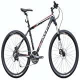 XDS MX360 27-Speed Mountain Bike, Silver