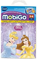 Vtech - 251105 - Jeu Educatif Electronique - Jeu Mobigo - Disney Princess
