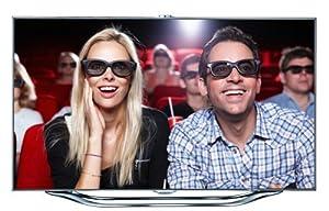 Samsung UE46ES8090116cm (46inch) Full HD LED TV-Energy efficiency class A 800Hz-3D-Smart TV