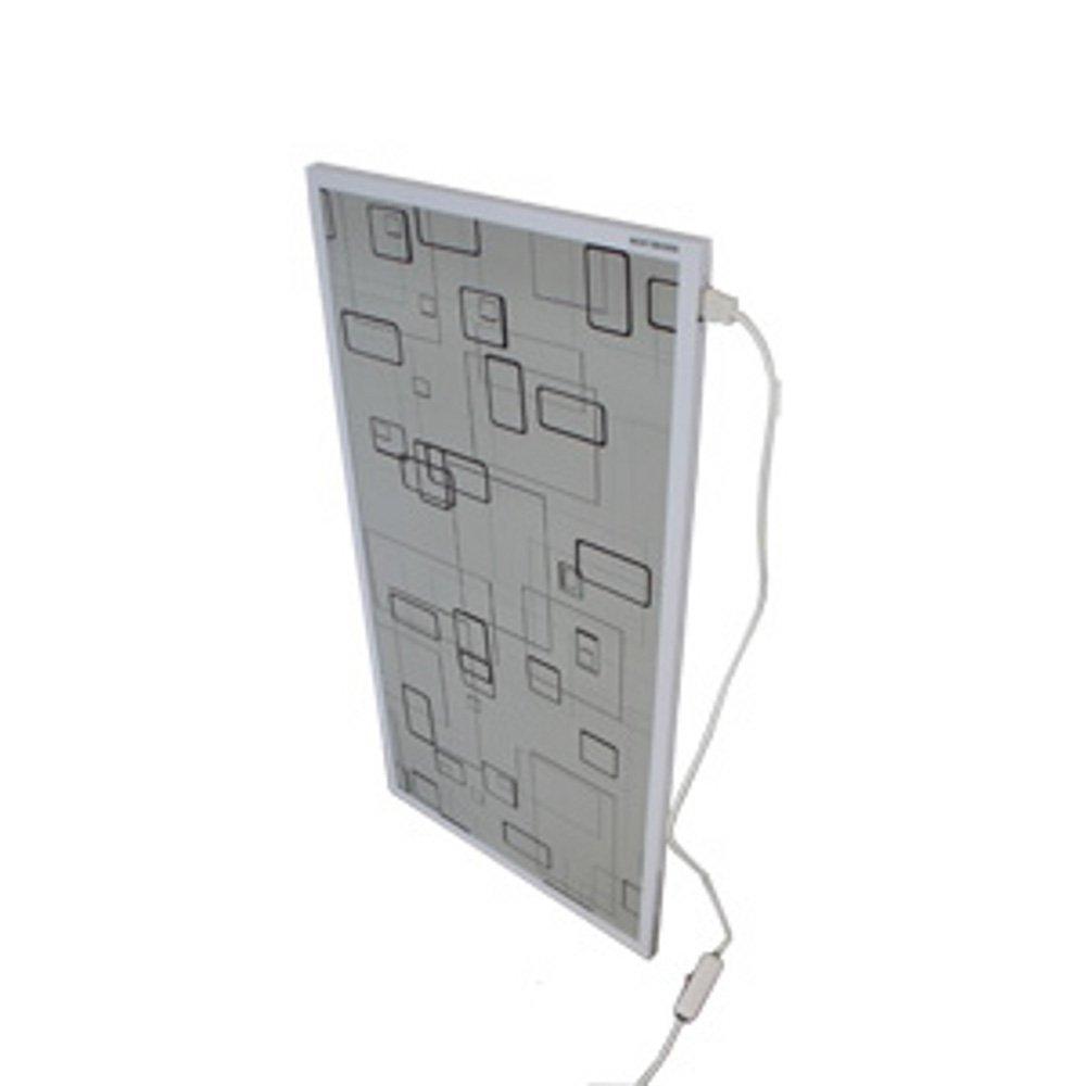 Mauk Infrarot Bild Wandheizung Modern Box 300 W grau 1641  BaumarktKritiken und weitere Infos