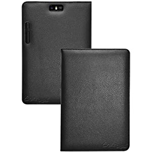 Folio Leather Case for Motorola Droid