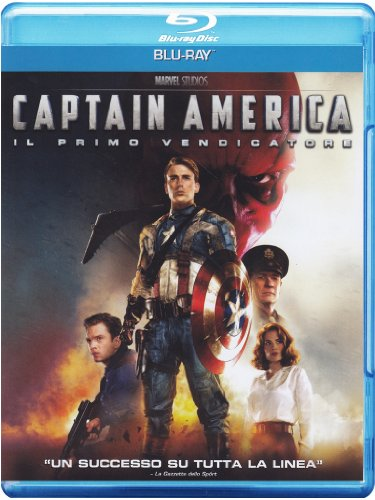 Captain America - Il primo vendicatore [Blu-ray] [IT Import]