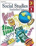 Steck-Vaughn Higher Scores on Social Studies Stand: Standardized Tests Grade 3 Social Studies
