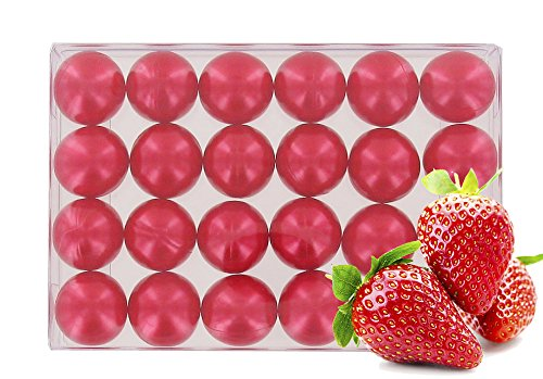 boite-de-24-perles-dhuile-de-bain-fraise-nacre