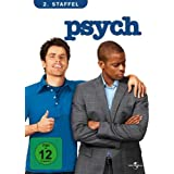 "Psych - 2. Staffel [4 DVDs]von ""James Roday"""