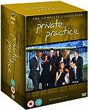 Private Practice Season 1-6 [Edizione: Regno Unito]
