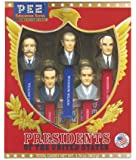 PEZ Presidents Volume 6: 1909-1933 Collectors Series