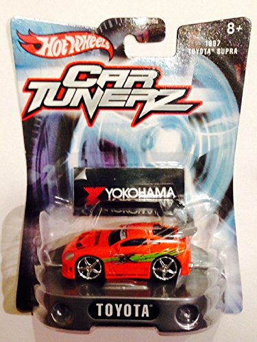 Hot Wheels Hot Tunerz 1997 Toyota Supra Yokohama - 1