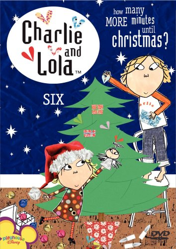 Charlie & Lola 6: How Many Minutes Until Christmas [DVD] [Import]