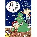 Charlie & Lola 6: How Many Minutes Until Christmas [DVD] [Region 1] [US Import] [NTSC]