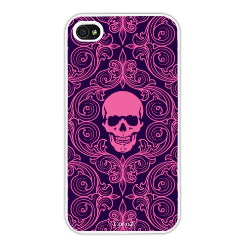 =>>  Cocoz®new Releases Zombie Fashion Design Hard Case Cover Skin Protector for Iphone 4 4s Iphone4 At&t Sprint Verizon Retail Packing with (With Pc+pearlescent Aluminum)--k008
