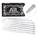 ACE Needles 50 pcs. 7 Round Liner Pre-made Sterile Tattoo Needles - 7RL