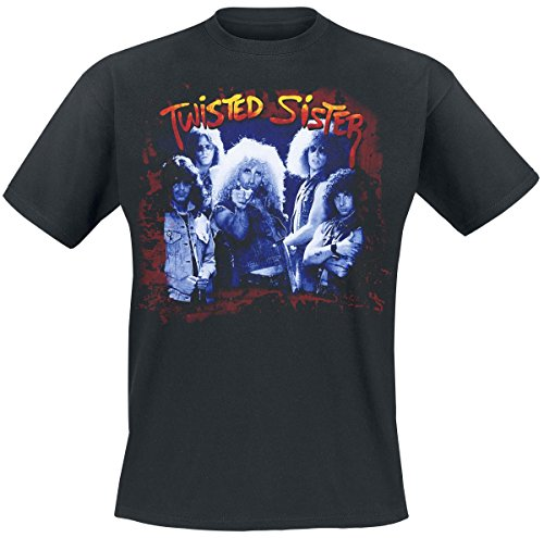 Twisted Sister I Wanna Rock T-Shirt nero L