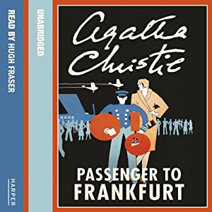 Passenger to Frankfurt Audiobook