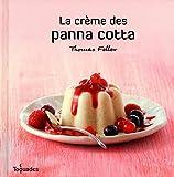 La crème des panna cotta