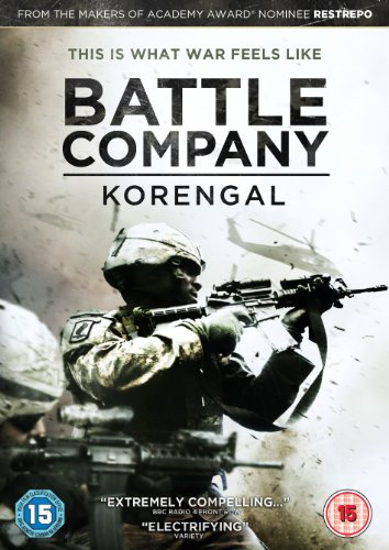 Battle Company: Korengal [DVD]
