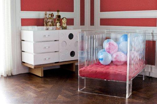 Nurseryworks Vetro Crib