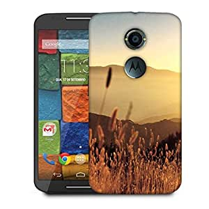 Snoogg Hay Designer Protective Phone Back Case Cover For Moto X 2nd Generation