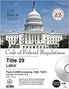 Code of federal regulations title 40 part 50