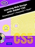 img - for Learning Web Design w/Adobe CS5 book / textbook / text book