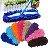 Generic Multifunction Dust Floor Cleaning Mop Slipper Shoes Cover