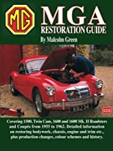 MGA Restoration Guide