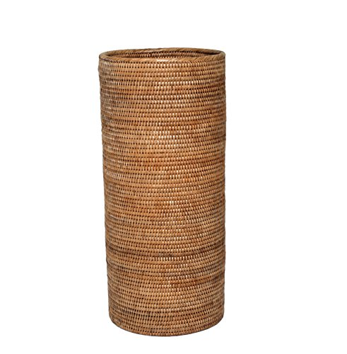 Artifacts Trading Company Rattan Round Umbrella Basket (Umbrella Company compare prices)